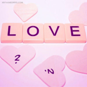 Beautiful Love Couple Name First Letter Image