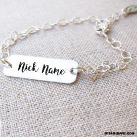 Personalized Necklace With Name Image