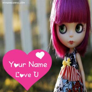 Write Name On Love Doll Profile Pics