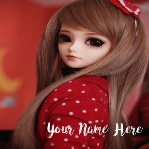 Awesome Look Beautiful Doll Name Profile Pictures Set