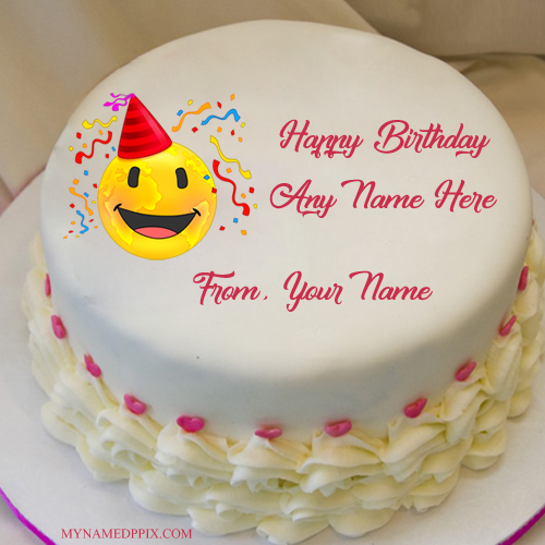 Birthday Cake Wishes Name Profile Pictures