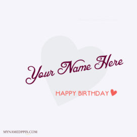 Happy Birthday Wishes Beautiful Name Wish Card Pictures