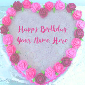Special Name Wishes Happy Birthday Cake Pictures Free