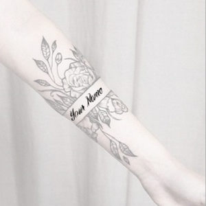 Girl Name Design Tattoo Beautiful Profile Set Pictures
