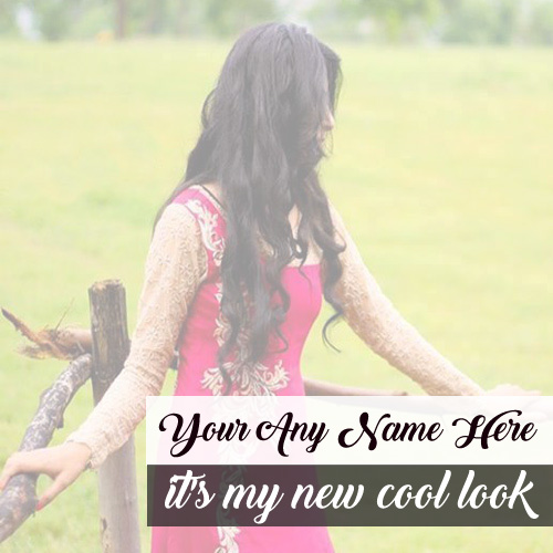 New Cool Stylish Looking Girl Profile Set Name Pictures