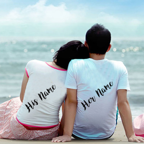 Names Write Love Profile Picture Online Editor Free Download