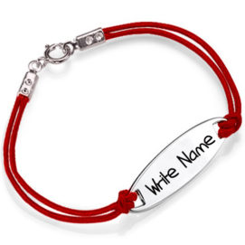 Stylish Bracelet Best Friend Name Profile Image Online Edit