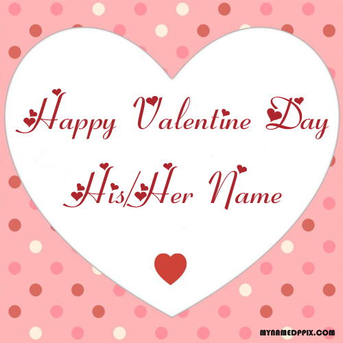 Name write happy valentines day love greeting card image boyfriend name write happy valentines day love greeting card image m4hsunfo Gallery