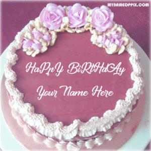 Write Friend Name Birthday Cake Profile Status Picture Edit Online