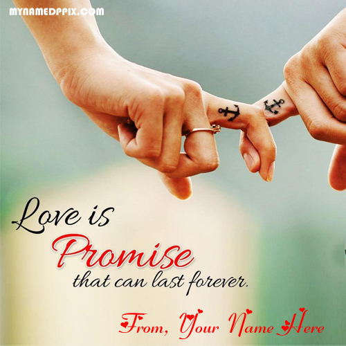 Download Love Quotes For Her: Happy Promise Day Love Message Promise Write Name Cards