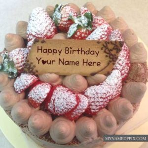 Latest 2018 Best Happy Birthday Wishes Name Cake Wallpapers