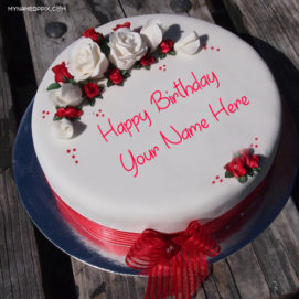 Wife Birthday Wishes Name Cake Photos Edit Online Free Sent