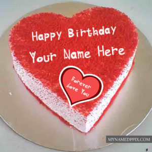 Write Lover Name Birthday Unique Cake Name Photo HD Pics