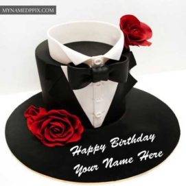 Write name on romantic birthday cake for husband wishes pictures happy birthday cake with husband name wishes pictures send publicscrutiny Image collections