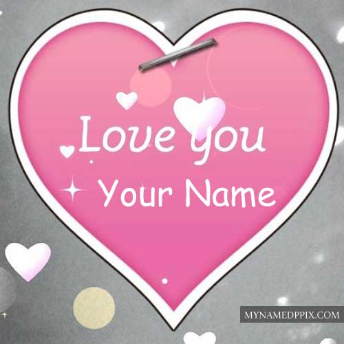 Write boy girl name love u greeting card profile pictures m4hsunfo