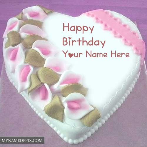 Birthday Wishes Cake Girl Name Write Pictures Editor Online