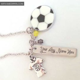 Write Name Styles Cool Soccer Key Chain Profile Images Create