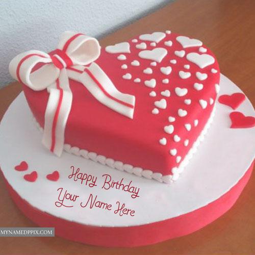 Birthday Cake With Name Write Photos Send Create Online