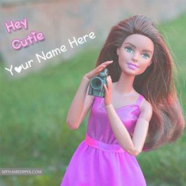 Write Name On Cutie Doll Profile Images Create Photo Editor