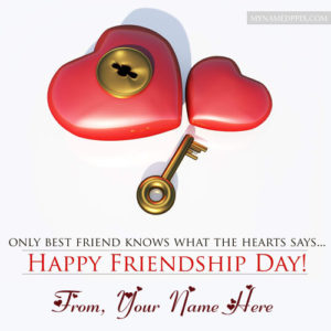 Happy Friendship Day Best Friends Wishes Name Images Free