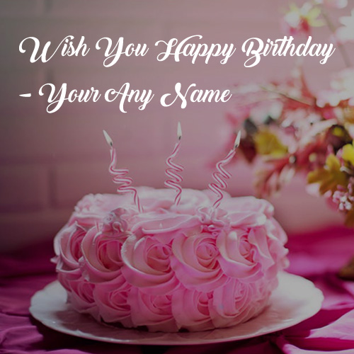 Awesome Birthday Wishes Name Cake Pictures Online Download Free