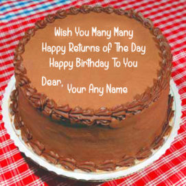 Best Friend Birthday Cake Name Wishes Create Image