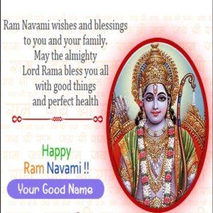 2019 Happy Ram Navami Wishes Quotes Photo Name Write