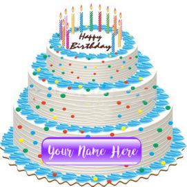 Magnificent Online Write Name 3 Layer Birthday Cake Pics My Name Pix Cards Funny Birthday Cards Online Overcheapnameinfo