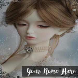 Print Name Beautiful Princess Beautiful Doll Profile Pics