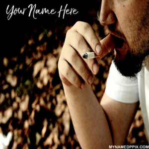 Smoking Cool Boy Profile Name Writing Pictures Online