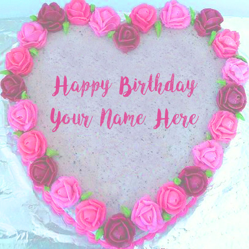 Special Name Wishes Happy Birthday Cake Pictures Free My