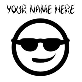 Write Name Emoji Cool Profile Set Pictures Quotes