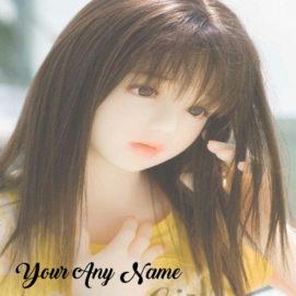 Sad Doll Profile Name Write Picture Online Create