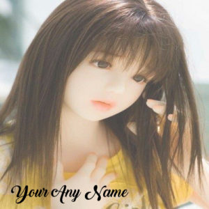 Sad Doll Profile Name Write Picture Online Create