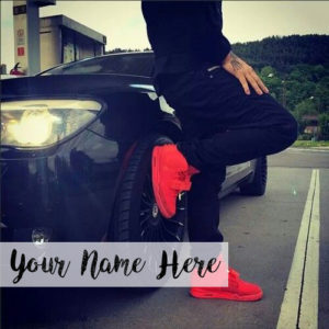 Write Name Stylish Look Cool Attitude Boy Picture Editor