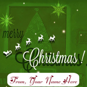 Whatsapp Sent Merry Christmas Wishes Name Status Pictures