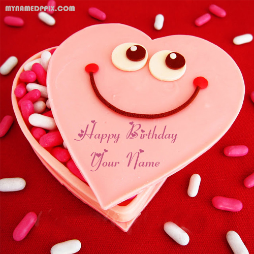 Unique Beautiful Name Wishes Birthday Cake Wallpapers Edit Free