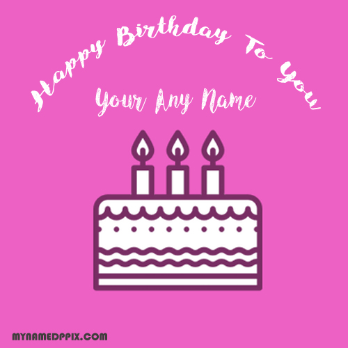 Special Birthday Cake Name Wishes Whatsapp Status Pictures Online Edit