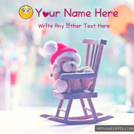 Cute New Profile Photo Name Quotes Text Write Online Create