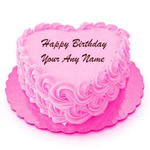 Name Writing Birthday Cake Wishes Photo Editor Online Free