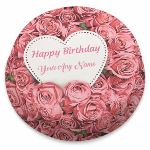Write Name On Happy Birthday Wishes Awesome New Cake Pictures