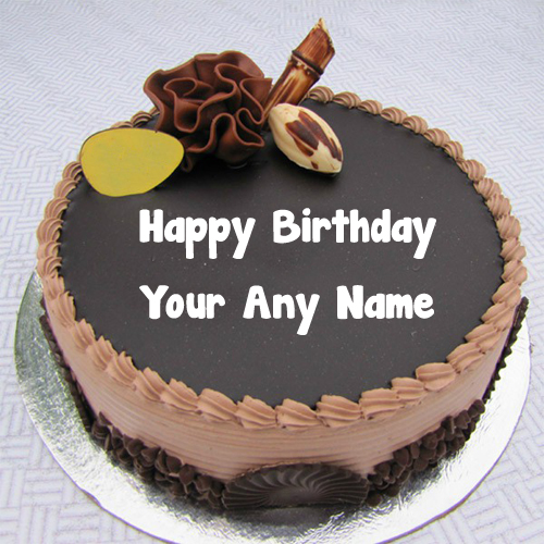 Awesome New Birthday Cake Write Name Wishes Photos Free