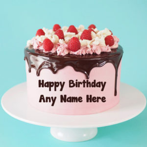 Birthday Cake Wishes Name Write Pictures Set Status Profile Free