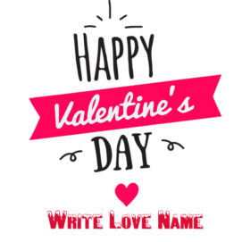 Amazing Love Name Special Valentines Day Picture Sending