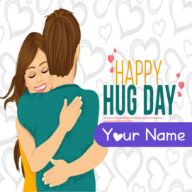 Happy Hug Day 2019 Best Name Wishes Romantic Pictures