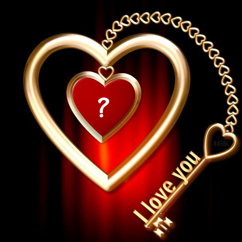 Alphabet Name Letter Love Heart Picture Create Online