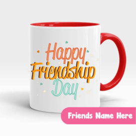 Happy Friendship Day Image With Name DP