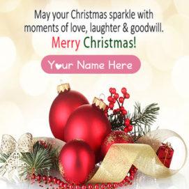 2020_Merry_Christmas_Wishes_Name_Photo_Create